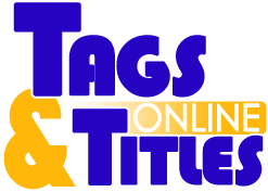 Tags & Titles, LLC